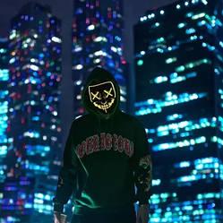 Неоновые маски