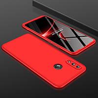 Чехол GKK 360 для Huawei P Smart Plus / Nova 3i / INE-LX1 бампер оригинальный Red
