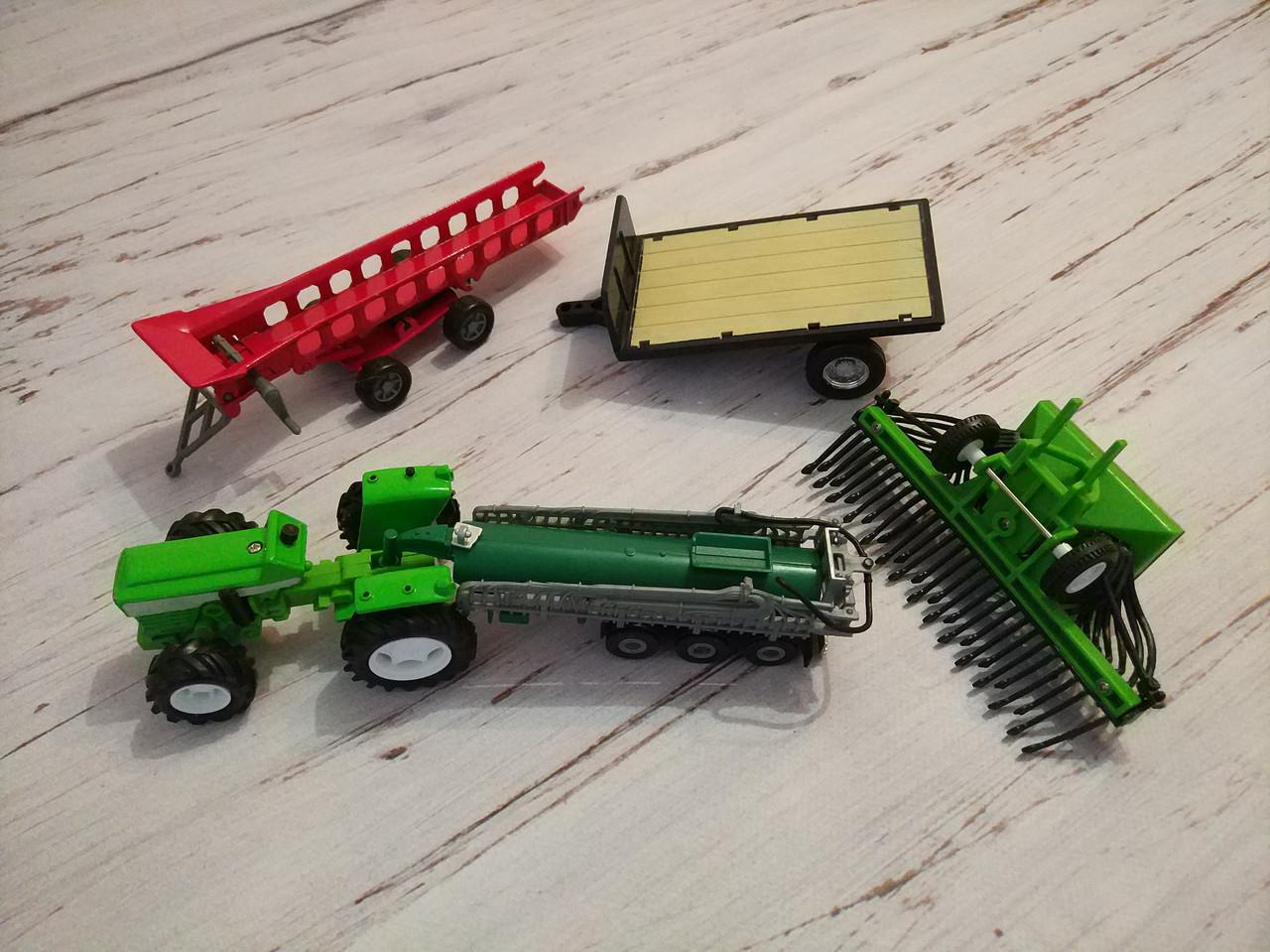 Продам трактор детский, состояние б/у