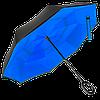 Зонт обратного сложения Up-Brella Синий
