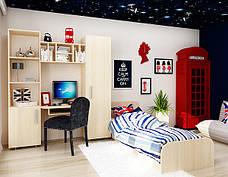 Дитяча кімната Твіст Matroluxe