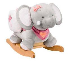 Nattou Кресло качалка слоник Адель 424271