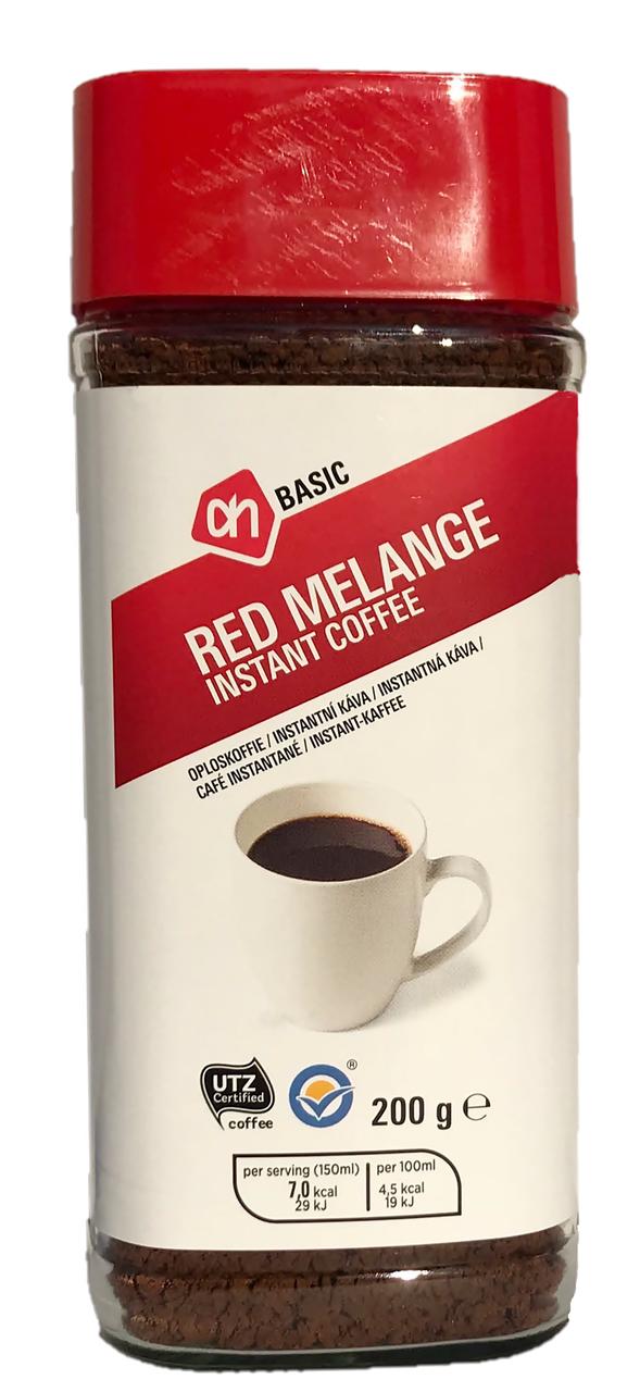 Кава розчинна Albert Red Melange 200 г.