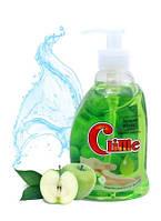 Жидкое крем-мыло для рук «Clime» Зеленое Яблоко 400мл