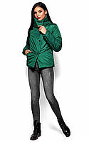 Куртка KARREE Стелла M Зеленый