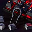 HyperX FPS & MOBA Gaming Keycaps Upgrade Kit (Titanium), фото 5