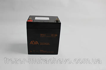 Акумулятор Alba AB12-5 12V 5Ah