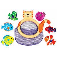 Кошка ми-ми и рыбки K's Kids 10421 36+