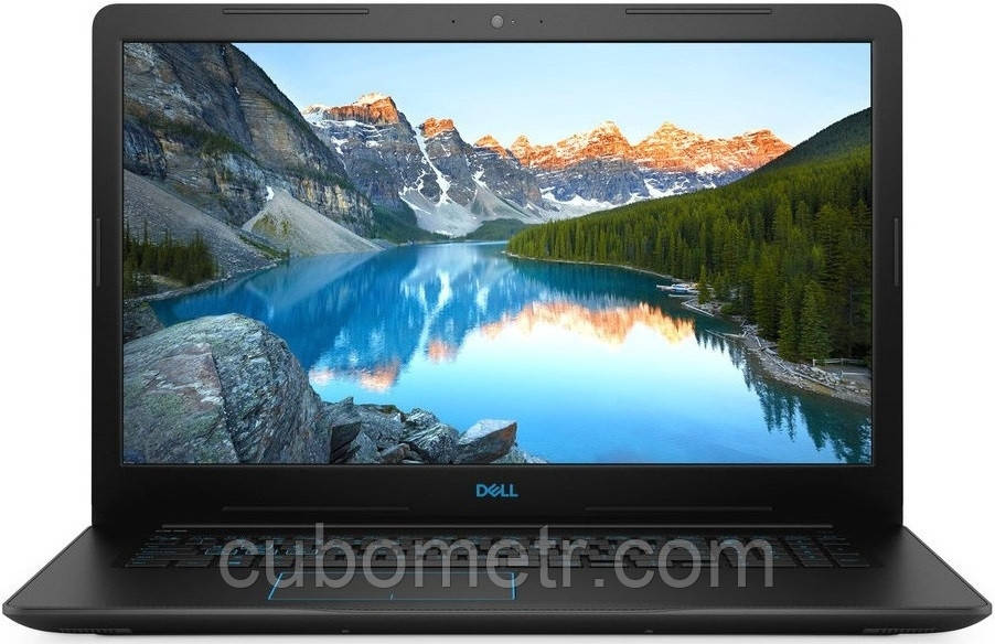 Ноутбук Dell G3 3779 17.3FHD IPS/Intel i5-8300H/8/1000+opt/NVD1050-4/W10U