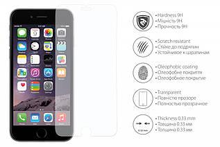 Защитное стекло 2E iPhone Plus 6/6s 2.5D Clear
