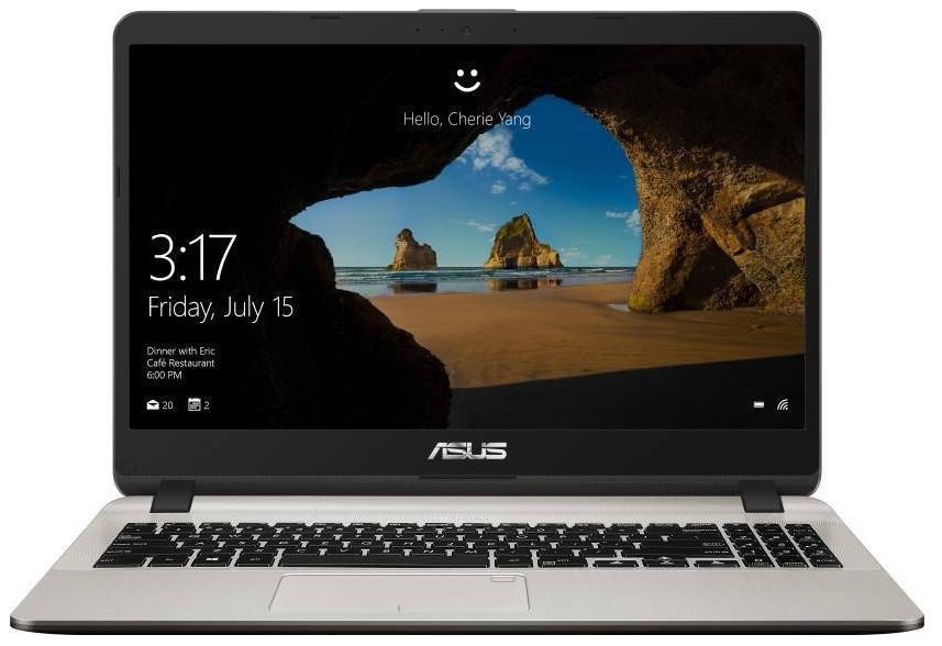 Ноутбук ASUS X507UF-EJ104 15.6FHD AG/Intel i7-8550U/8/1000/NVD130-2/EOS/Gold