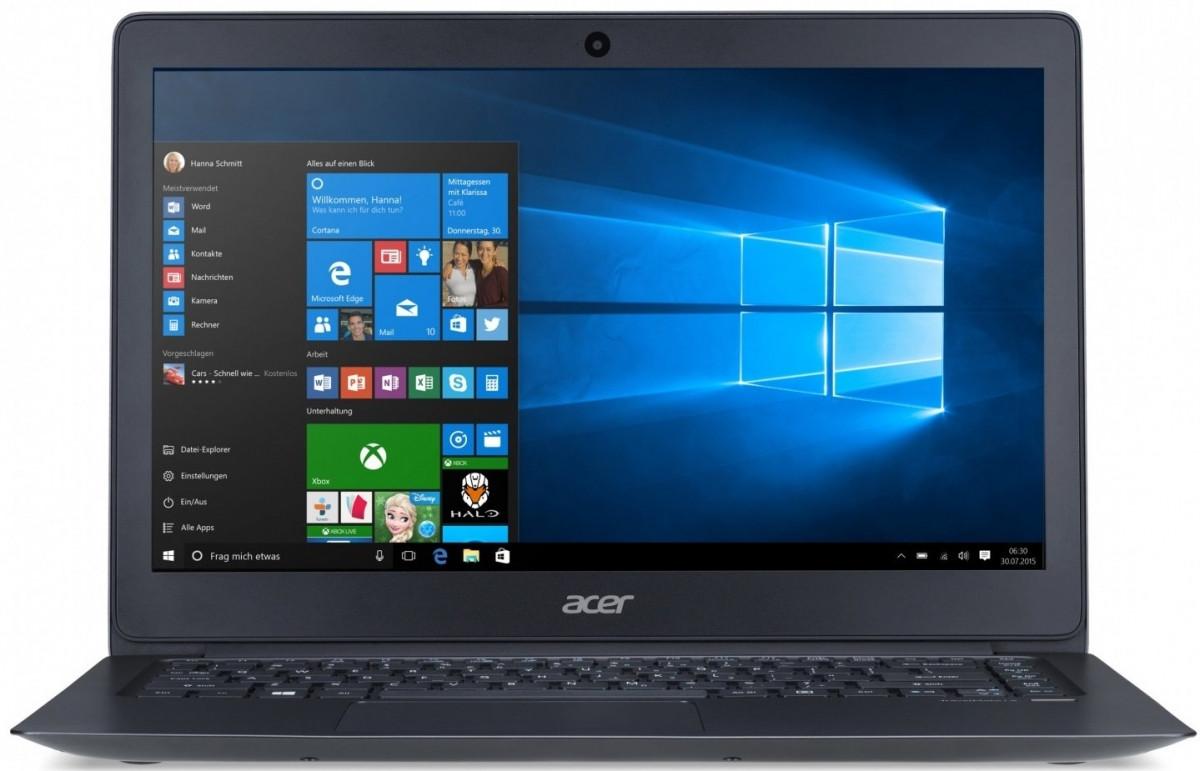 Ноутбук Acer TravelMate X3 TMX349-G2-M-32X8 14FHD IPS AG/Intel i3-7100U/8/256F/int/Lin