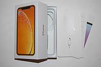 Коробка Apple iPhone XR Yellow
