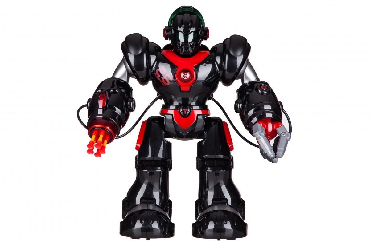 Робот Дестроер Same Toy на радиоуправлении (черный)