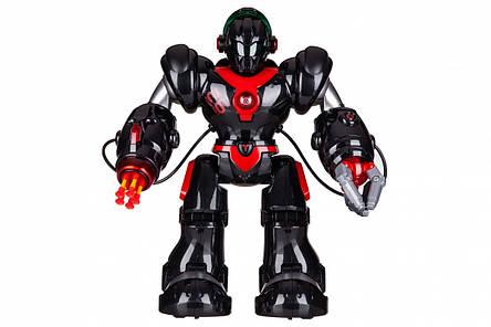 Робот Дестроер Same Toy на радиоуправлении (черный), фото 2