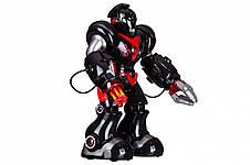 Робот Дестроер Same Toy на радиоуправлении (черный), фото 3