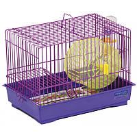Клетка для грызунов Давид-1 с колесом