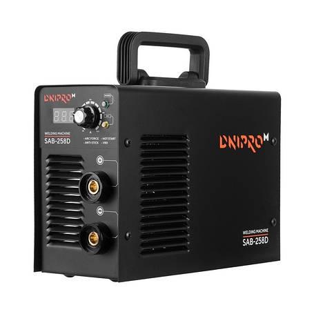 Сварочный аппарат Dnipro-M SAB-258D, фото 2