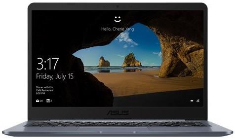 Ноутбук ASUS E406MA-EB021T 14FHD AG/Intel Pen N5000/4/128F/Intel HD/W10