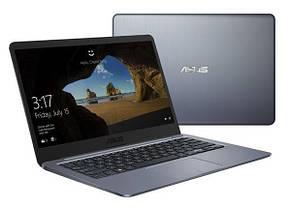 Ноутбук ASUS E406MA-EB021T 14FHD AG/Intel Pen N5000/4/128F/Intel HD/W10, фото 2