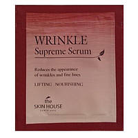 Сыворотка от морщин The Skin House Wrinkle Supreme Serum. Пробник