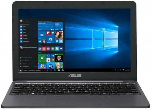 Ноутбук ASUS E203MA-FD017 11.6/Intel Cel N4000/4/64F/Intel HD/EOS