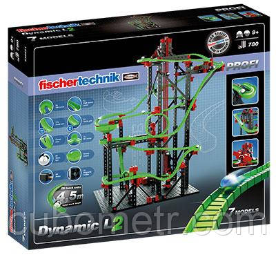 Конструктор fisсhertechnik PROFI Динамика L FT-536621, фото 2