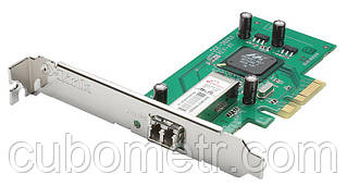 Сетевая карта D-Link DGE-560SX 1x1000BaseSX, LC, MM, PCI Express x1