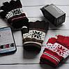 Перчатки для телефона с сенсорным экраном купить оптом