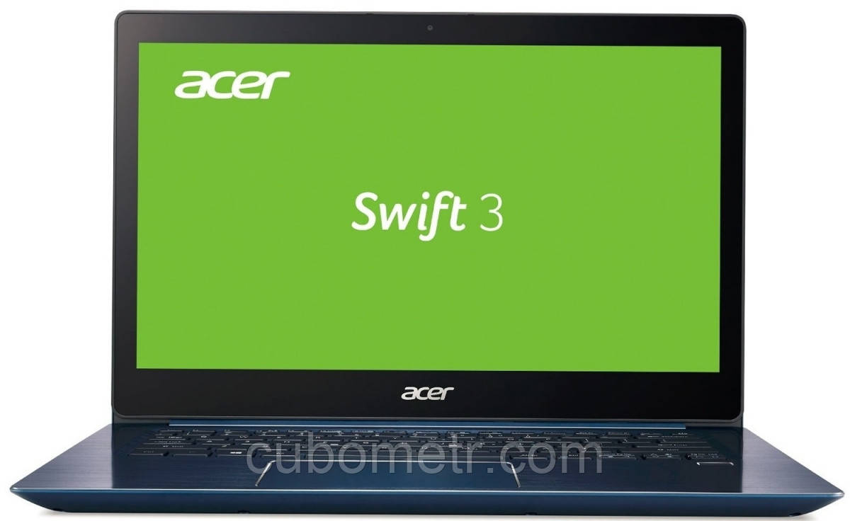 Ноутбук Acer Swift 3 SF314-54-592G 14FHD IPS/Intel i5-8250U/8/1000+128F/int/Lin/Blue