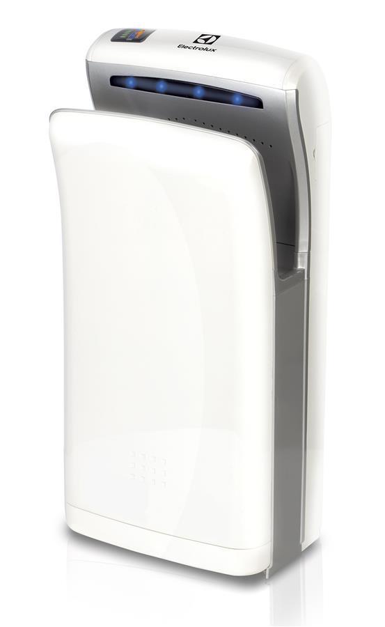 Сушилка для рук Electrolux EHDA/HPF-1200W 1.2 кВт, 10 сек., пластик, белый