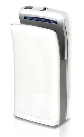 Сушилка для рук Electrolux EHDA/HPF-1200W 1.2 кВт, 10 сек., пластик, белый, фото 2