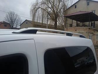 Рейлинги Skyport (серый мат) - Renault Dokker 2013+ гг.