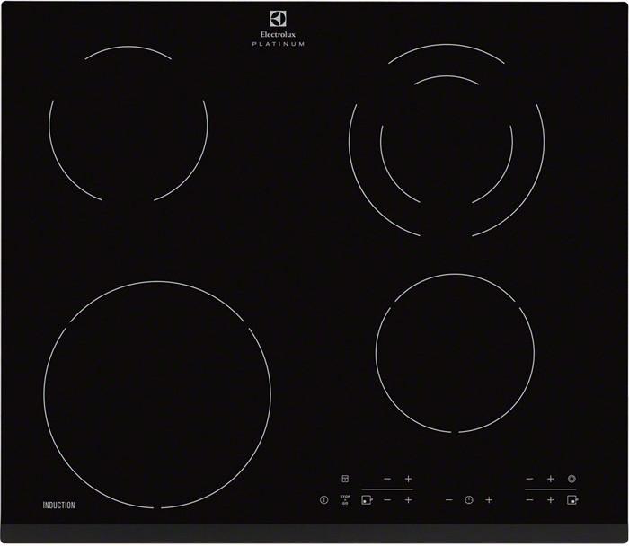 Варочная поверхность  Electrolux EHG96341FK стеклокерамическая (2 индукция+2 Hilight)