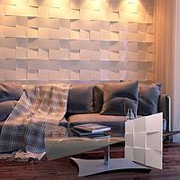 Варианты использования стеновых 3D панелей