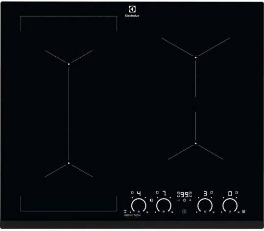 Варочная поверхность Electrolux IPE6463KI индукционная, фото 2