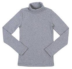 Гольф Valeri-Tex 1531-99-134-030 140 см Серый меланж, КОД: 275572