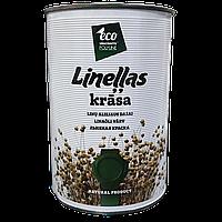 Фарба на основі лляної олії Vincents Polyline Linellas krasa 1л Молочний