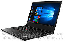 Ноутбук Lenovo ThinkPad E480 14FHD IPS AG/Intel i5-8250U/8/256F/int/NoOS, фото 3