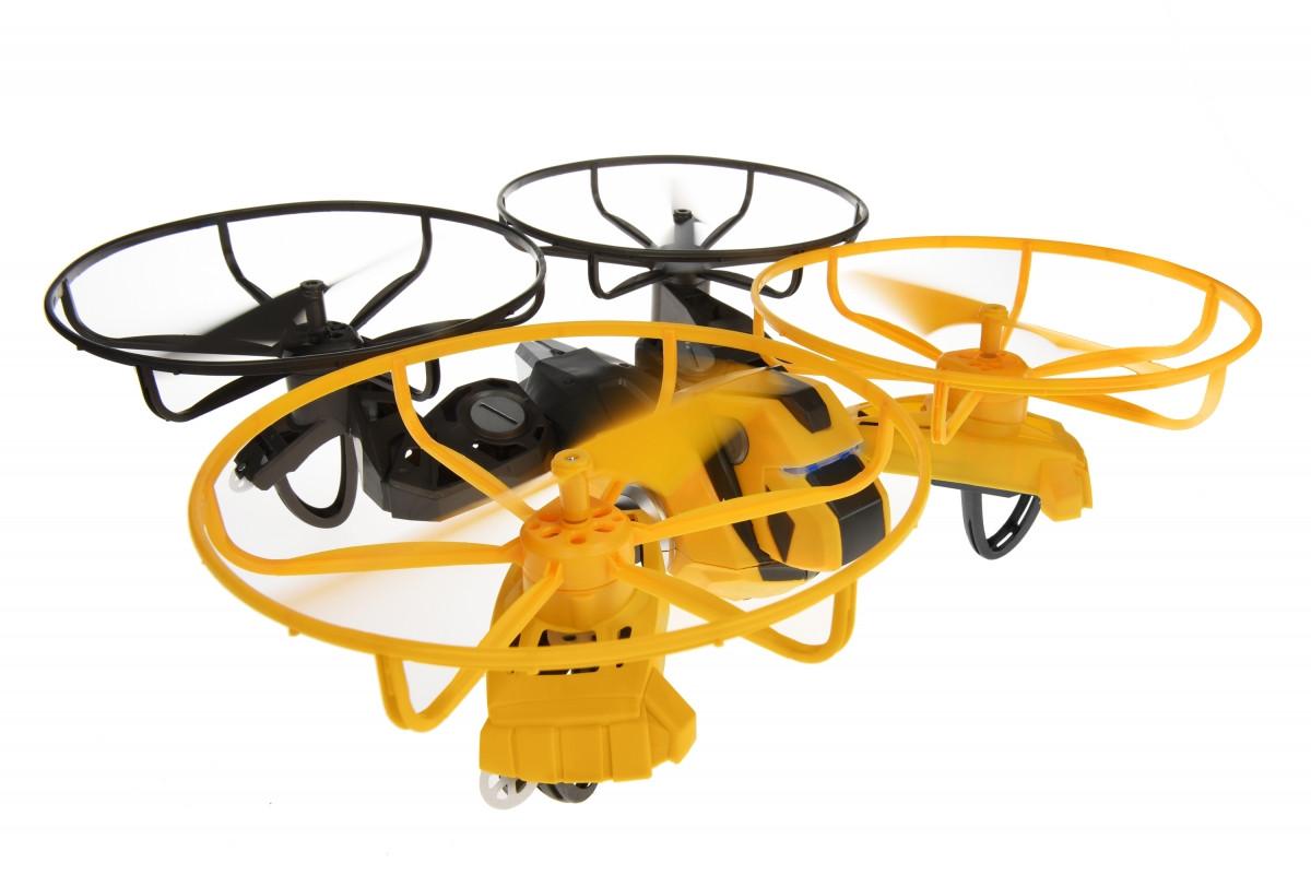 Игровой дрон Auldey Drone Force трансформер Morph-Zilla
