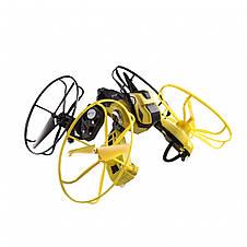 Игровой дрон Auldey Drone Force трансформер Morph-Zilla, фото 3