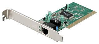 Сетевая карта D-Link DGE-528T 1xGE, PCI, bulk