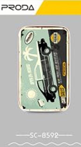 Портативное зарядное устройство Remax Proda 10000mAh 2USB-2.4A (Автомобиль)