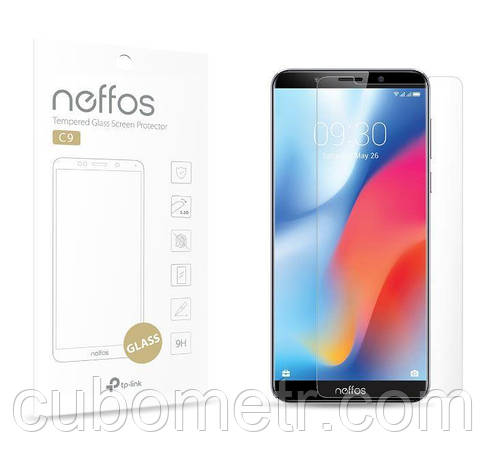 Защитное стекло для телефона TP-Link Neffos C9 (ТР707А), фото 2