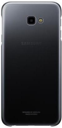 Чехол Samsung Gradation Cover для смартфона Galaxy J4+ (J415) Black