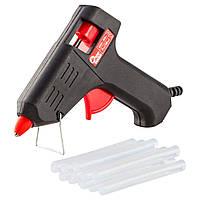 Top Tools 42E581 Пістолет клейовий електричний, 8 мм, 30Вт