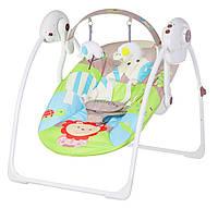 Кресло-качалка детское Джунгли от ECOTOYS, фото 1