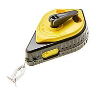Шнур разметочный Topex 30C630 Шнур розметочный 30 м, пластиковый корпус