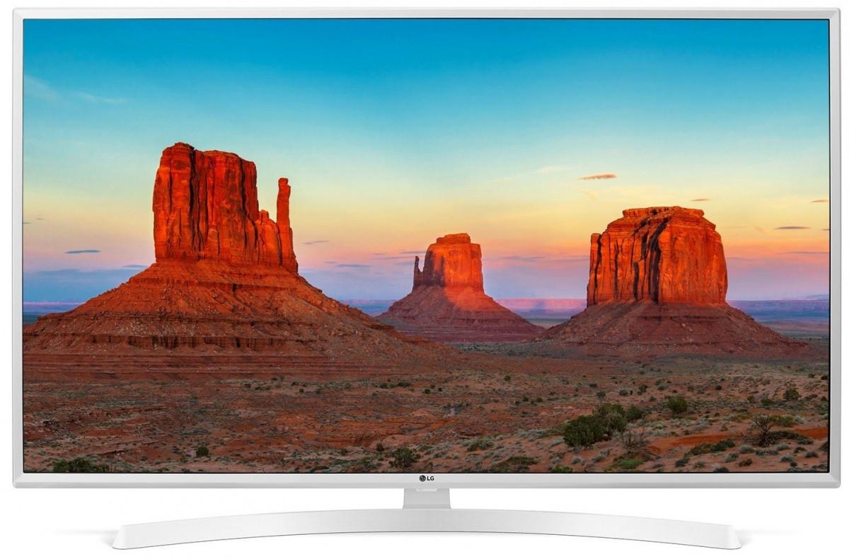 """Телевизор LED UHD LG 43"""" 43UK6390PLG"""