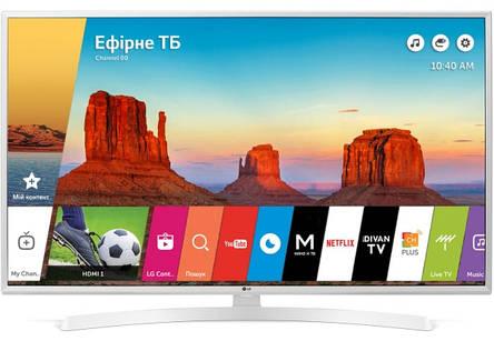 """Телевизор LED UHD LG 49"""" 49UK6390PLG, фото 2"""